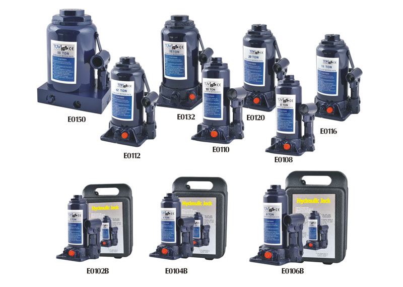 Introduction and guidance of Electric hydraulic jack