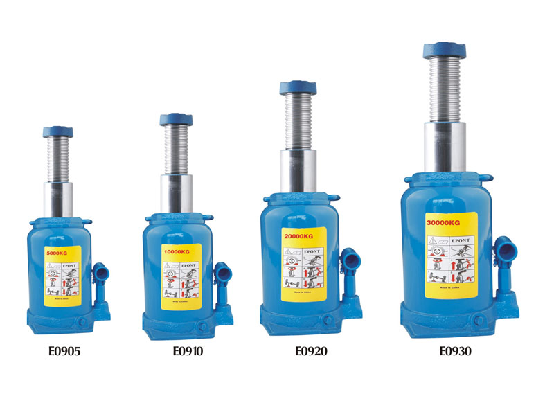 What is the application method of large tonnage hydraulic jack?
