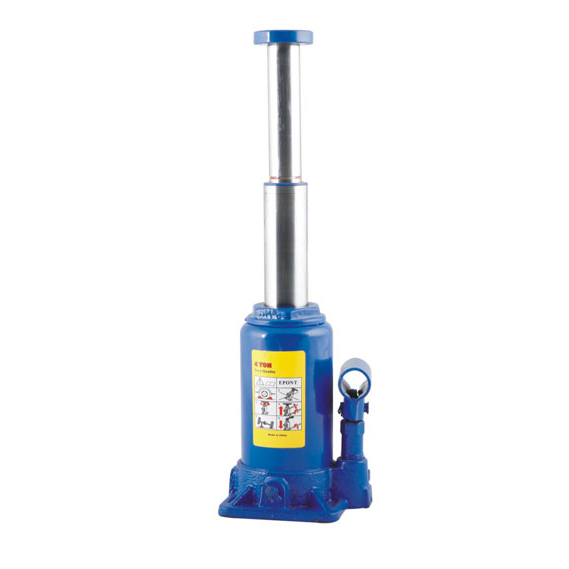 OEM Hydraulic Bottle Jack With Double Ram Welding Hydraulic Bottle Jack