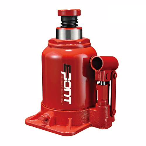 To see the details of using manual hydraulic pressure